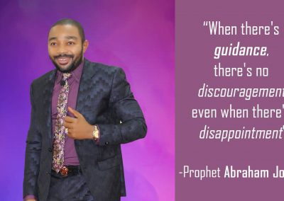 When-there's-guidance,-there's-no-discouragement-even-when-there's-disappointment